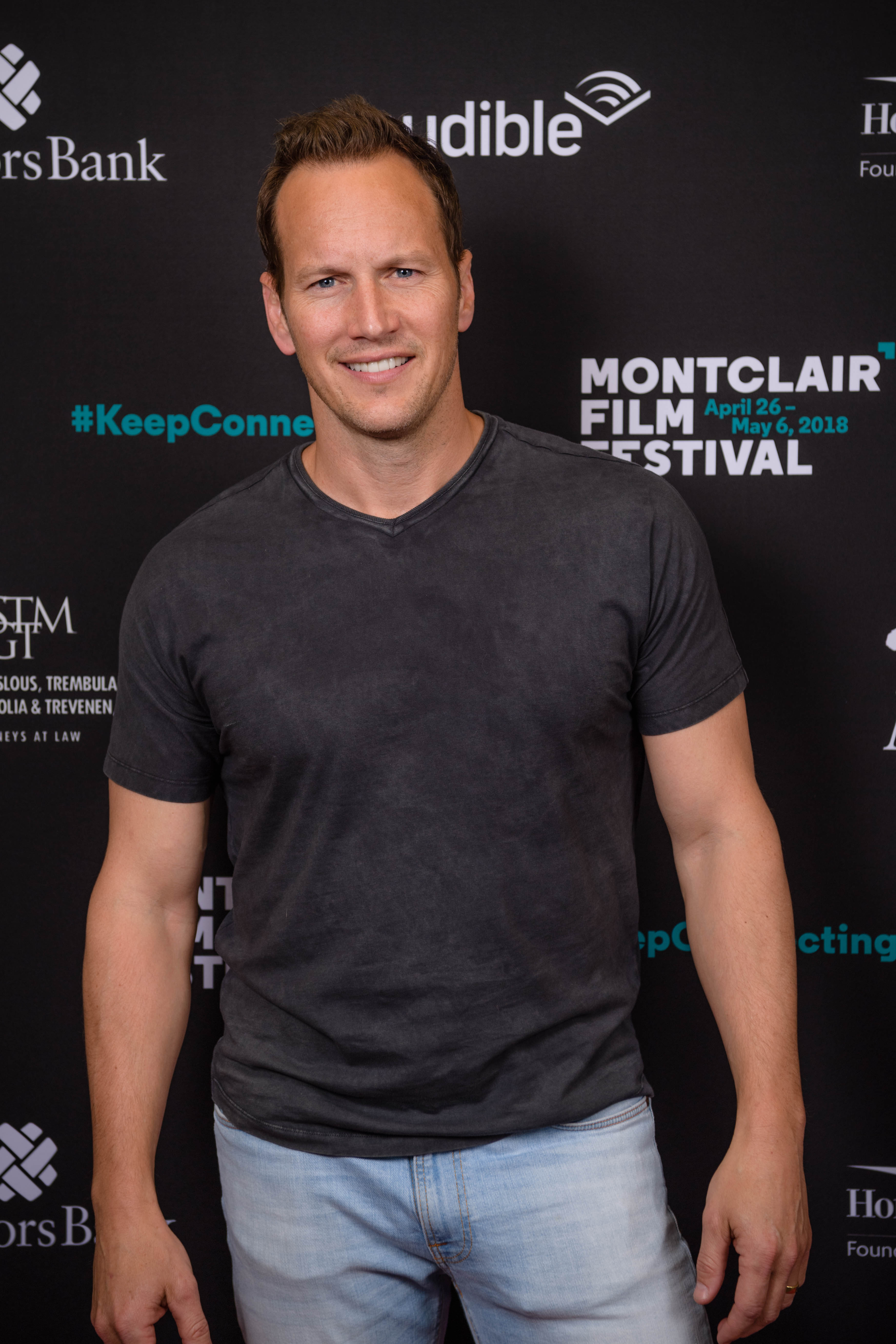 Patrick Wilson at the Montclair Film Festival 2018 I Photo:Wikimedia Commons/ Creative Commons-Attribution 2.0 Generic