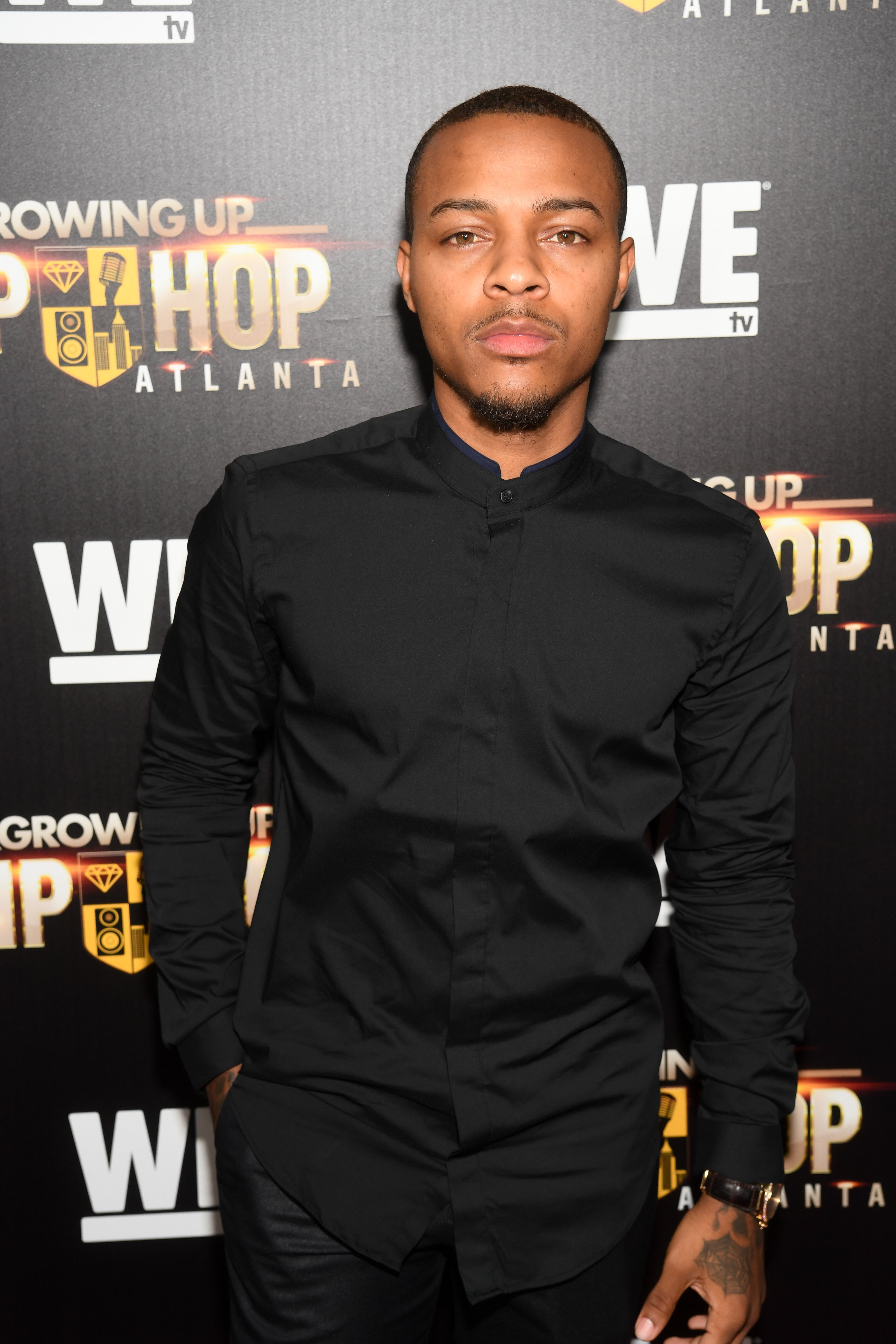 """Bow Wow at the WE TV's """"Growing Up Hip Hop: Atlanta"""" premiere screening event on May 16, 2017 in New York City.   Photo: Getty Images"""
