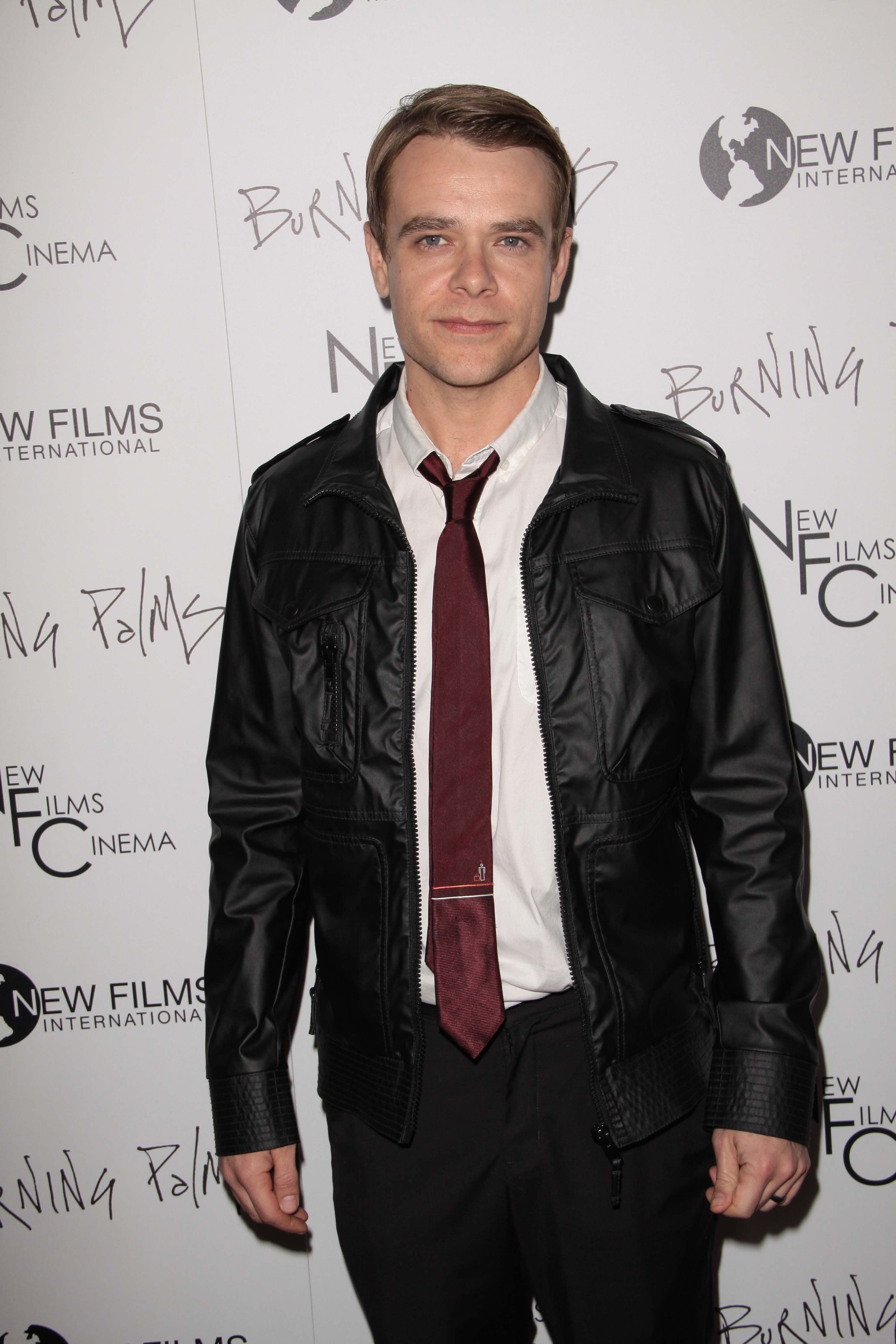 """Nick Stahl at the """"Burning Palms"""" Los Angeles Premiere, ArcLight Cinemas, Hollywood on January 12, 2011 in California 