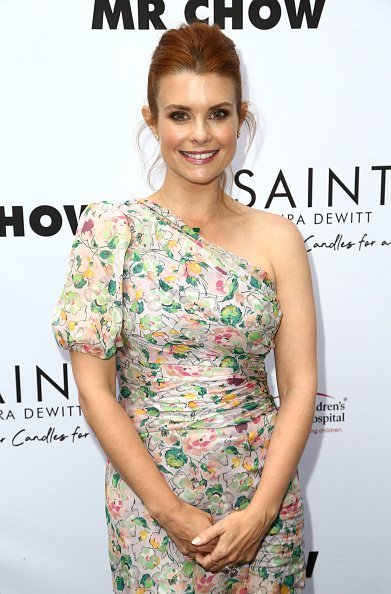 JoAnna Garcia at the Launch of SAINT Modern Prayer Candles For A Cause on June 12, 2019 in Beverly Hills, California.   Photo: Getty Images