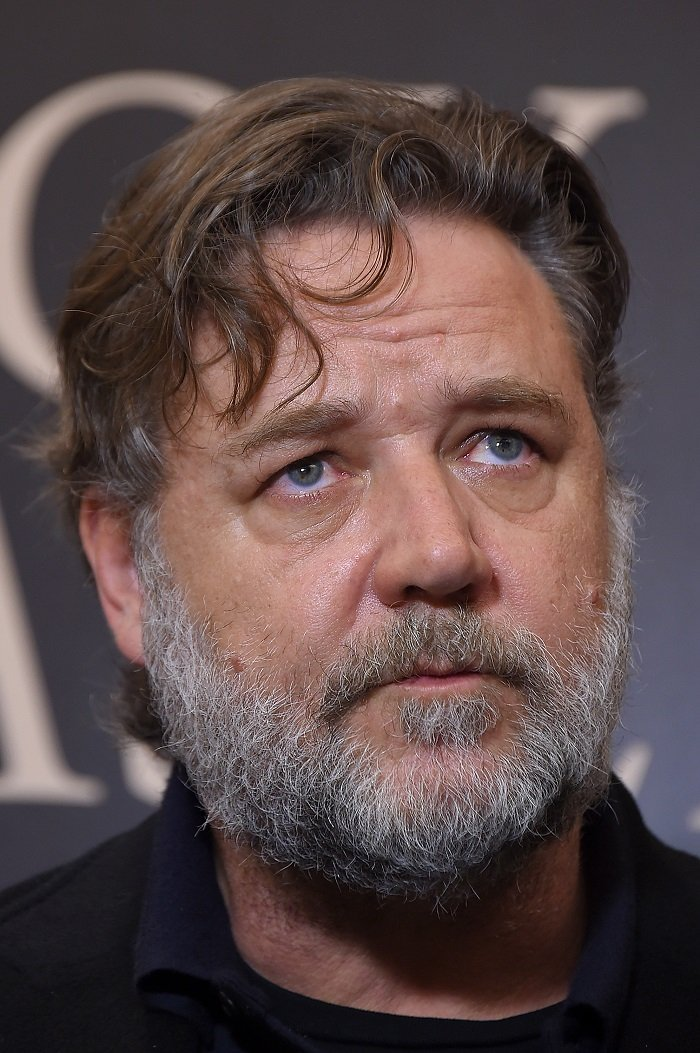 "Russell Crowe attends the New York screening of ""Boy Erased"" at the Whitby Hotel on October 22, 2018 in New York City. I Image: Getty Images"