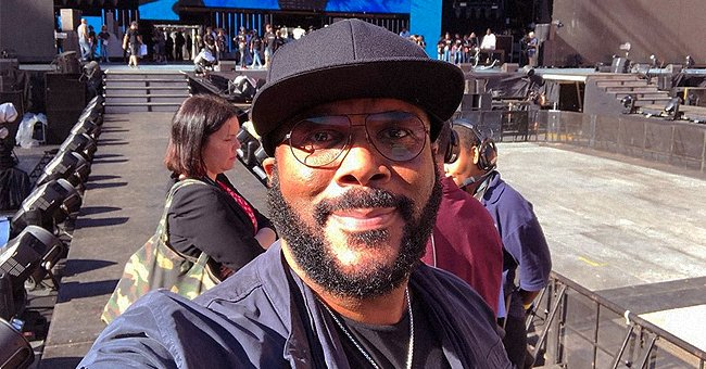 Tyler Perry Shares Video of Stack of Scripts and Reveals That He Writes All of His Own TV Shows