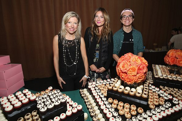 Sophie LaMontagne and Katherine Berman attends City Harvest's 21st Annual Bid Against Hunger at Pier 36 on October 7, 2015, in New York City. | Source: Getty Images.