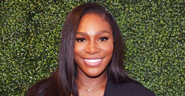 Serena Williams' Husband Alexis Ohanian Shares New Photos of Daughter Olympia in Chic Dresses & Her Hair in a Cute Bun