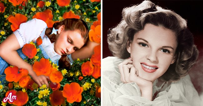 Pictures of a young Judy Garland   Photo: Getty Images