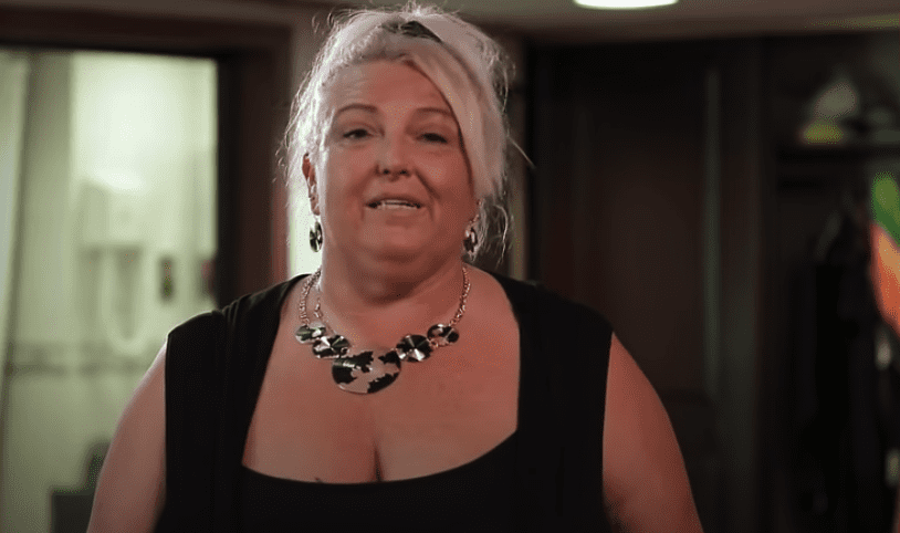 """Angela Deem during her confessional in one of the episodes of """"90 Day Fiancé"""" on June 15, 2020 