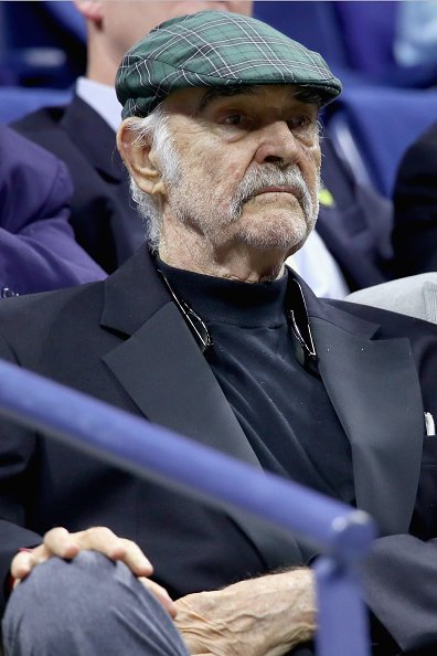 Sean Connery, US Open Tennis Championships, 2017   Quelle: Getty Images