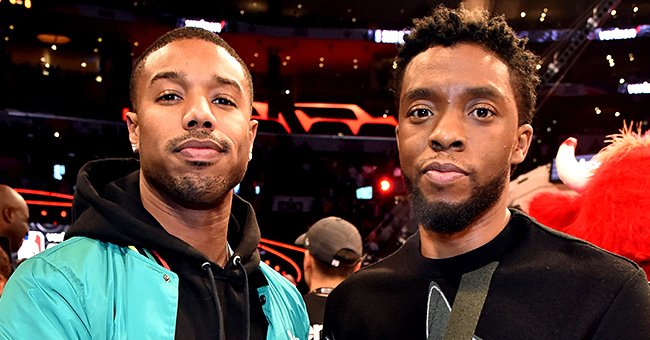 Chadwick Boseman & Michael B Jordan's Bond Goes Way Back — Inside Their Lasting Friendship