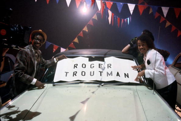 Roger Troutman | Photo: Getty Images