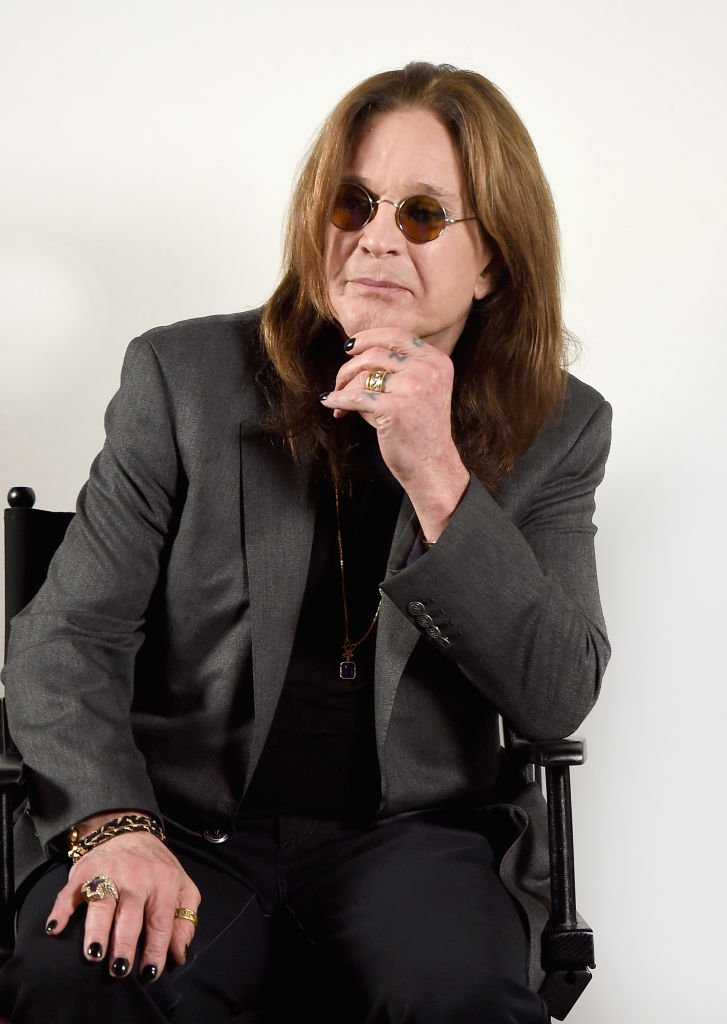 "Ozzy Osbourne, ""No More Tours 2"" Final World Tour, Pressekonferenz, Los Angeles, 2018 