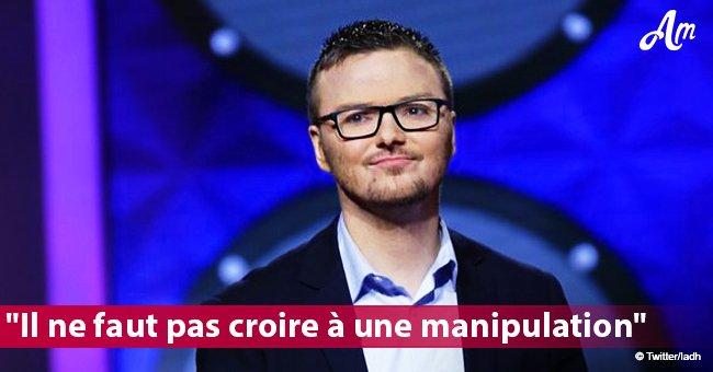 N'oubliez pas les paroles: Renaud réagit pour la première fois à son élimination scandaleuse