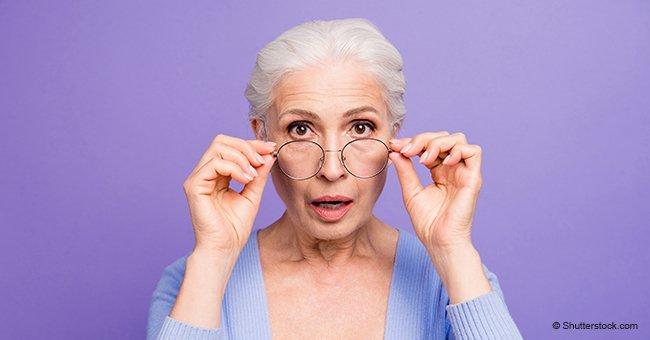 Une grand-mère a réagi de manière parfaite après que sa petite-fille ait voulu porter un haut transparent pour son rendez-vous