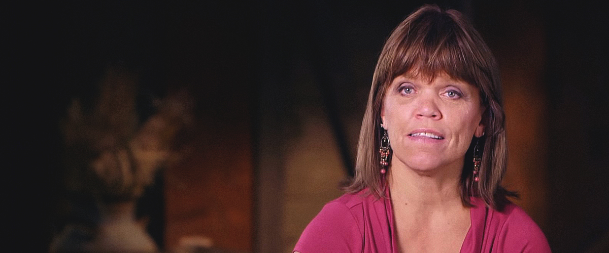 Amy Roloff Visits Her Late Mother's Gravesite to 'Feel Her Presence' and Pray under the Rain