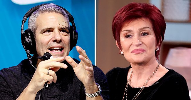 Andy Cohen Says 'The Talk' Hosts Should Let Sharon Osbourne Fight Racism Claims against Her