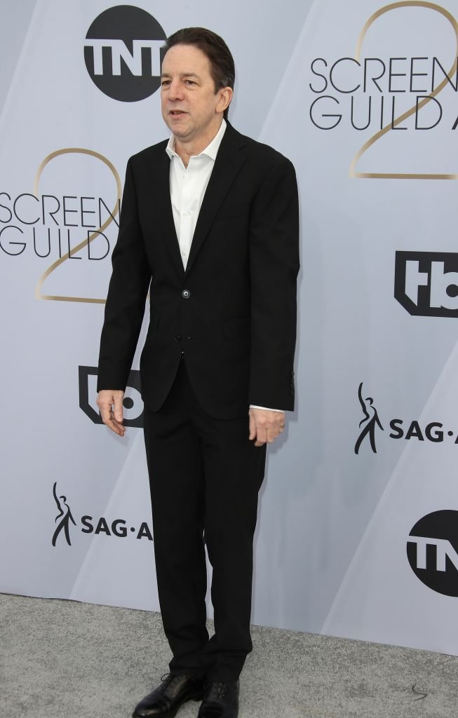 Brian Tarantina assiste à la 25e remise annuelle des Screen Actors Guild Awards au Shrine Auditorium le 27 janvier 2019. | Photo : Getty Images