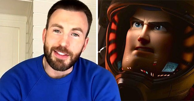 Chris Evans to Voice 'Buzz Lightyear' in Pixar's Origin Movie for 2022 — See Fan Reactions
