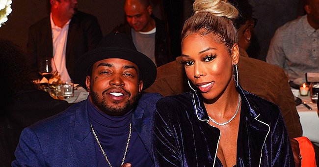 Lil Scrappy's Wife Bambi Flaunts Growing Baby Bump in Skinny Bodysuit