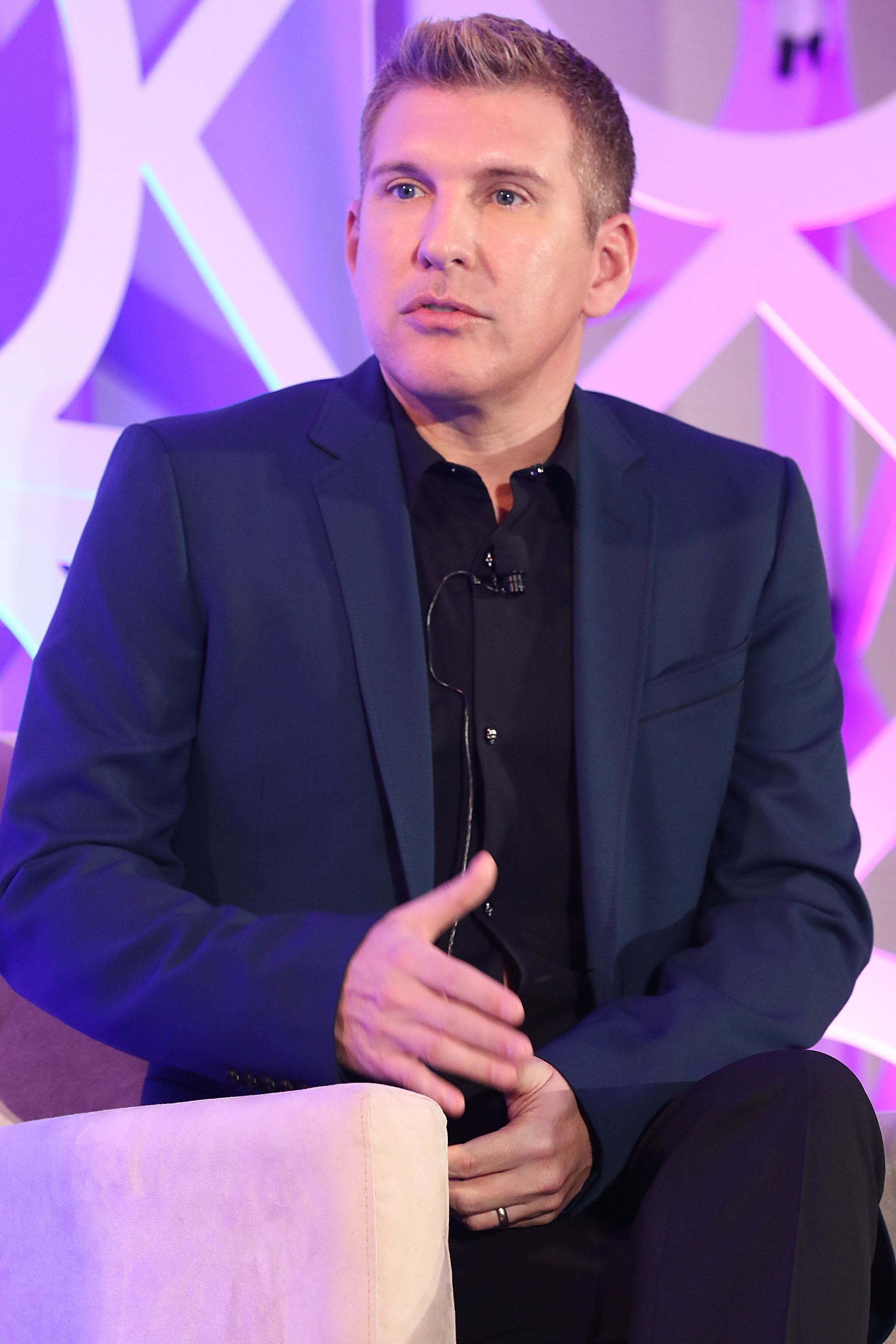 Todd Chrisley at NATPE 2016 at Fontainebleau Miami Beach on January 20, 2016 in Florida | Photo: Getty Images