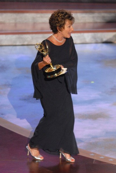 udge Judy Sheindlin, presenter during 33rd Annual Daytime Emmy Awards | Photo: Getty Images
