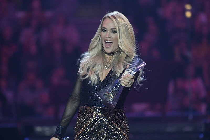 Carrie Underwood on October 16, 2019 in Cleveland, Ohio | Photo: Getty Images