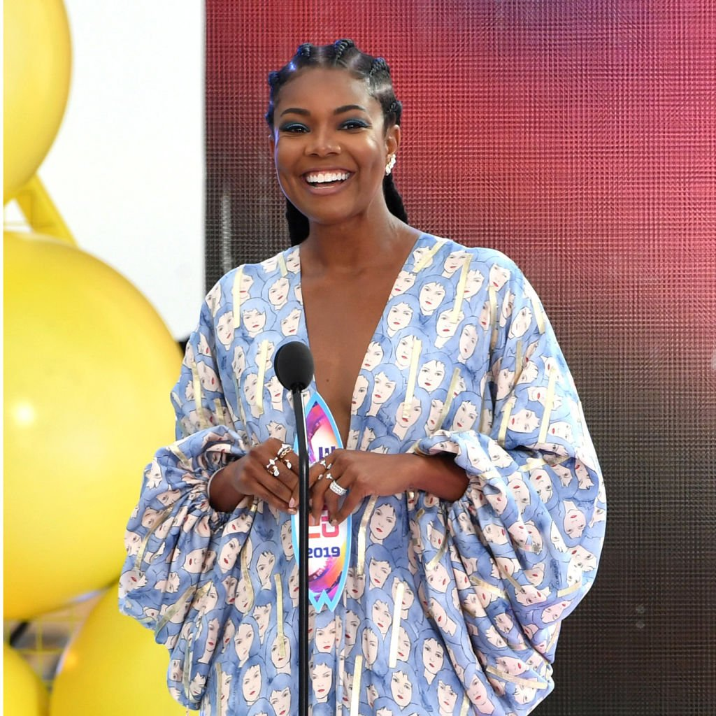 Gabrielle Union at FOX's Teen Choice Awards 2019 on August 11, 2019. .  Photo: Getty Images