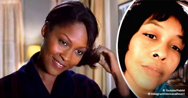 Remember Mia Morgan from 'The Best Man'? She shows off her new short hairstyle in recent photos