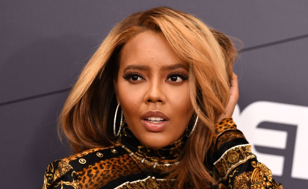 Angela Simmons attends the Black Girls Rock! 2018 Red Carpet at NJPAC | Photo: Getty Images