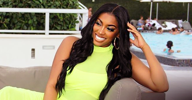Porsha Williams' Daughter Pictured Napping on Dad Dennis McKinley's Chest after Split