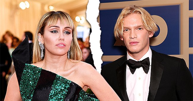 Miley Cyrus Sparks Cody Simpson Split Rumors after Post about Being Lonely & Release of a Sad Christmas Single