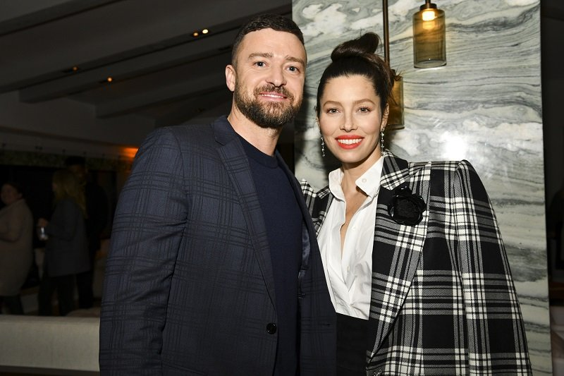 Justin Timberlake and Jessica Biel on February 03, 2020 in West Hollywood, California | Photo: Getty Images