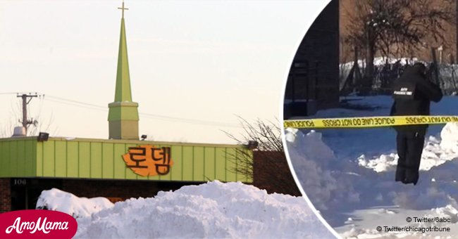12-year-old girl dies in snowbank collapse while parents attend a church service