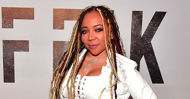 TI & Tiny's Daughter Heiress Grooves to Song Written by Mom in a Video