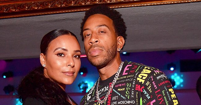 Ludacris' Wife Eudoxie Flaunts Baby Bump in a Tight Dress as They Are Expecting Their 2nd Child