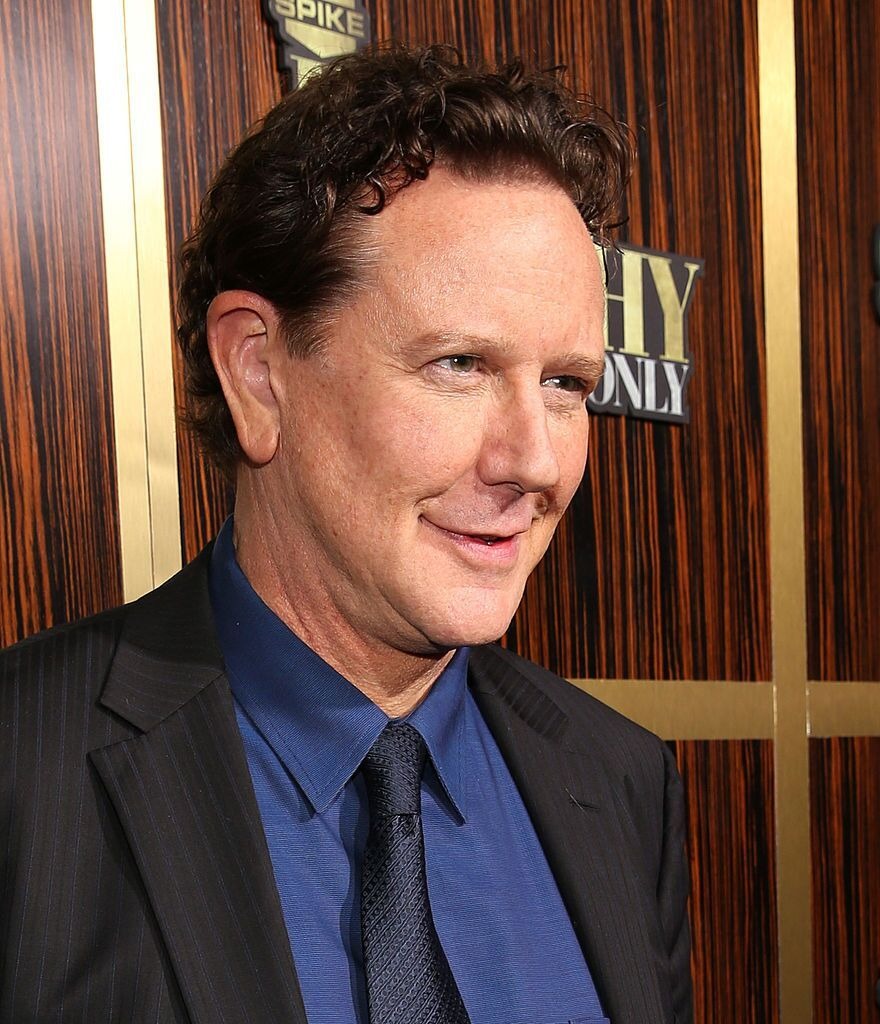 """Judge Reinhold arrives at Spike TV's """"Eddie Murphy: One Night Only."""" 