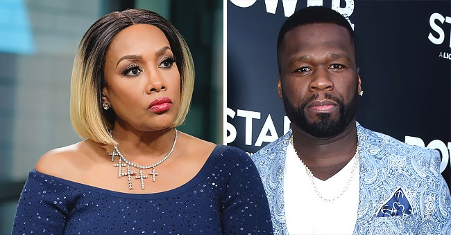 Hollywood Life: A Friend of Vivica A. Fox Clarifies That the Actress Is Not in Love with 50 Cent