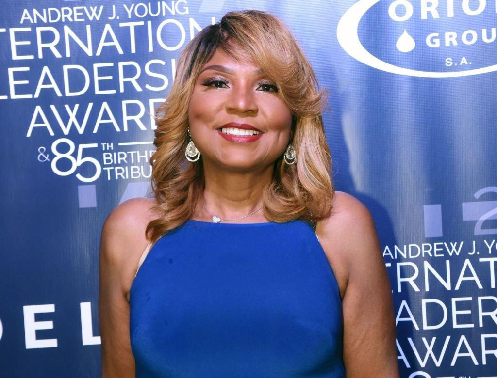 Evelyn Braxton walks the red carpet at The 2017 Andrew Young International Leadership Awards and 85th Birthday Tribute at Philips Arena in Atlanta, Georgia | Photo: Getty Images