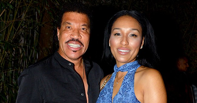 Lionel Richie and Lisa Parigi at the Apollo in the Hamptons 2016 party on August 20, 2016 in East Hampton, New York.   Photo: Getty Images