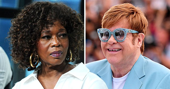 Alfre Woodard Shares Her Thoughts after Elton John's Criticism of 'The Lion King' Remake