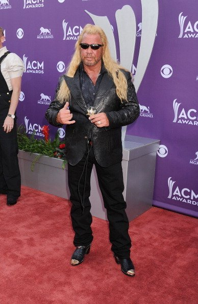 Duane Lee 'Dog' Chapman at the 48th Annual Academy of Country Music Awards in Las Vegas, Nevada.| Photo: Getty Images.