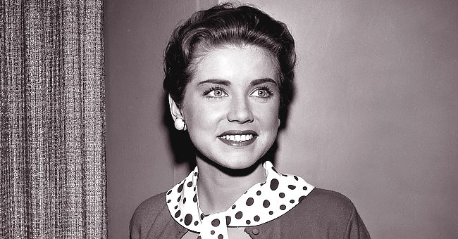 "Dolores Hart starring as Betty Lewis on the CBS television network series, ""Schlitz Playhouse of Stars."" 
