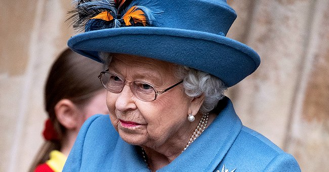 Queen Elizabeth II attends the annual Commonwealth Day service at Westminster Abbey, London on March 9, 2020   Photo: Getty Images