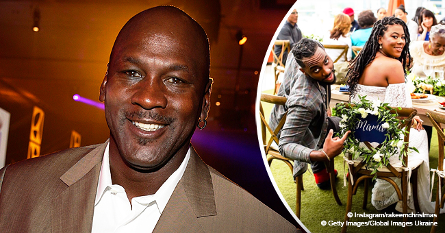 Inside Michael Jordan's Daughter Jasmine's 2nd Baby Shower (Photos)