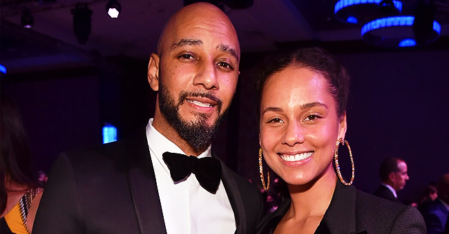 Swizz Beatz Is 'Damn Proud' of Oldest Son Prince as He Graduates from High School