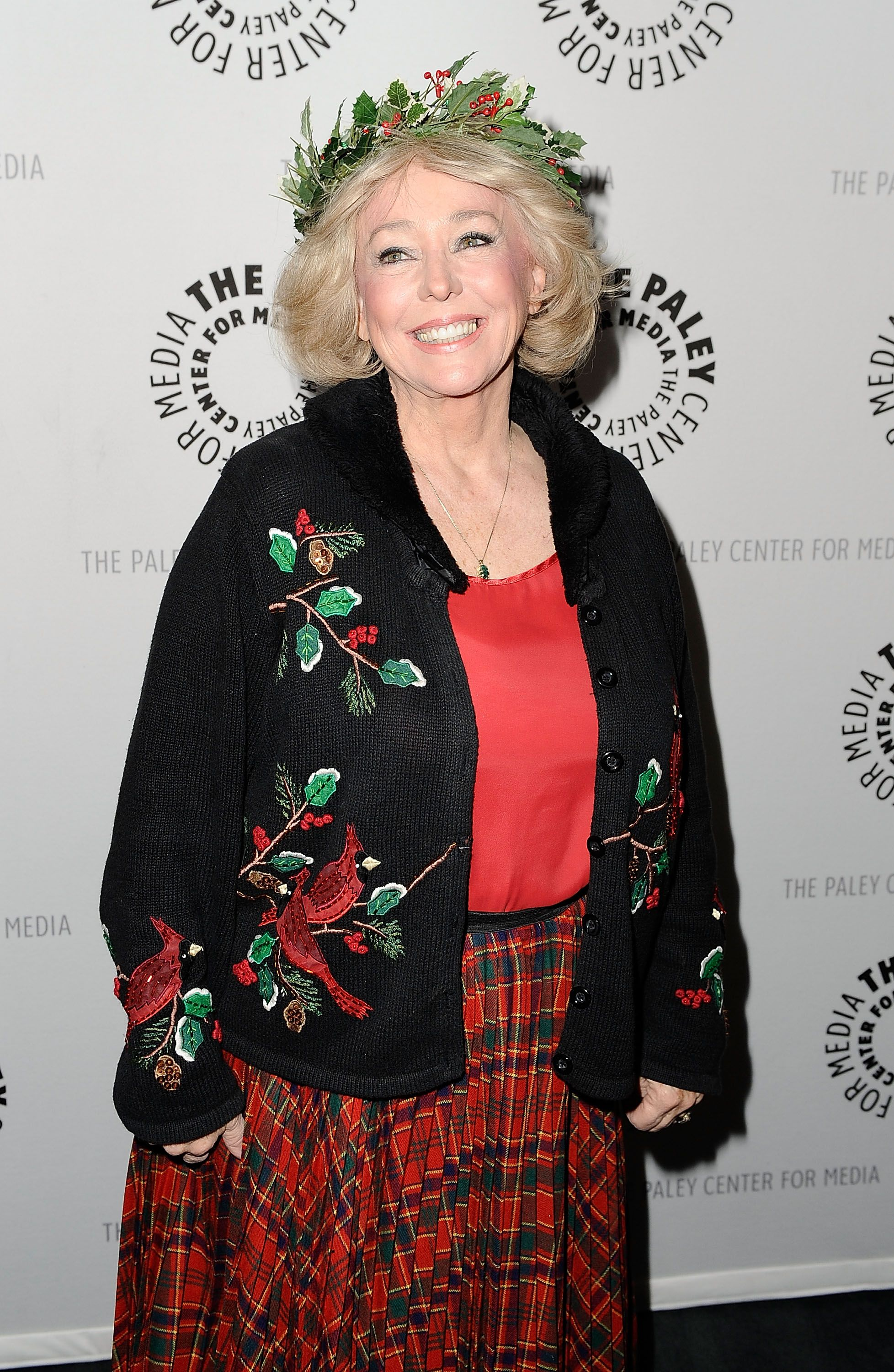 "Actress Tina Cole at the Paley Center for Media Presentation of ""Christmas with the King Family"" at the Paley Center on December 20, 2009 in Beverly Hills, California.