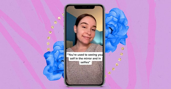 TikTok's Inverted Filter Gets Mixed Reactions & Sparks Concerns About Face Symmetry