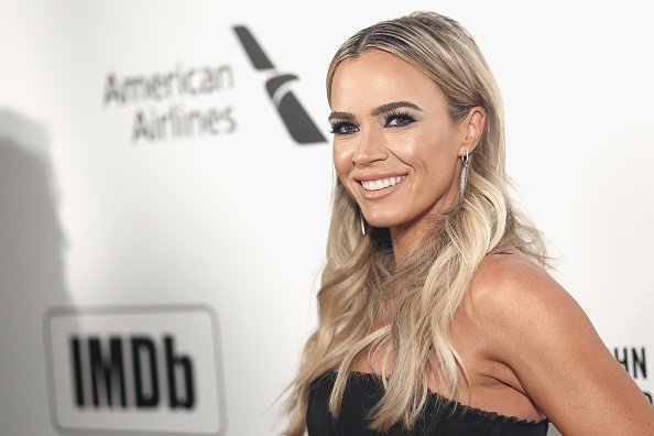 Teddi Jo Mellencamp on February 24, 2019 in Los Angeles, California | Photo: Getty Images