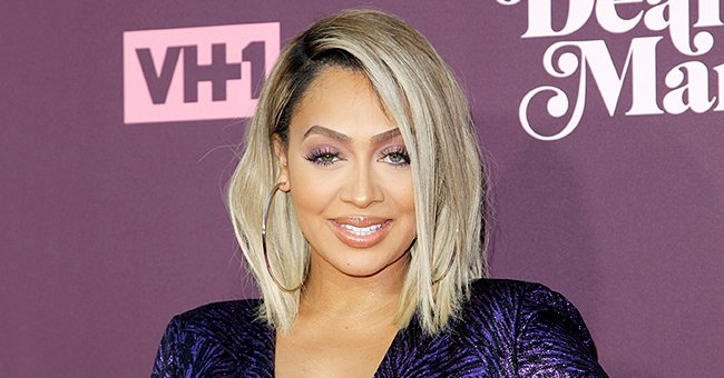 La La Anthony Models SKIMS for the 1-Year Anniversary of Kim Kardashian's Shapewear Brand