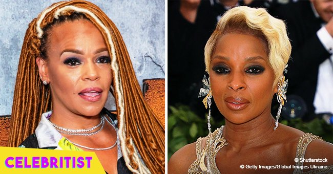 Mary J. Blige breaks her silence following a rumored altercation with Faith Evans