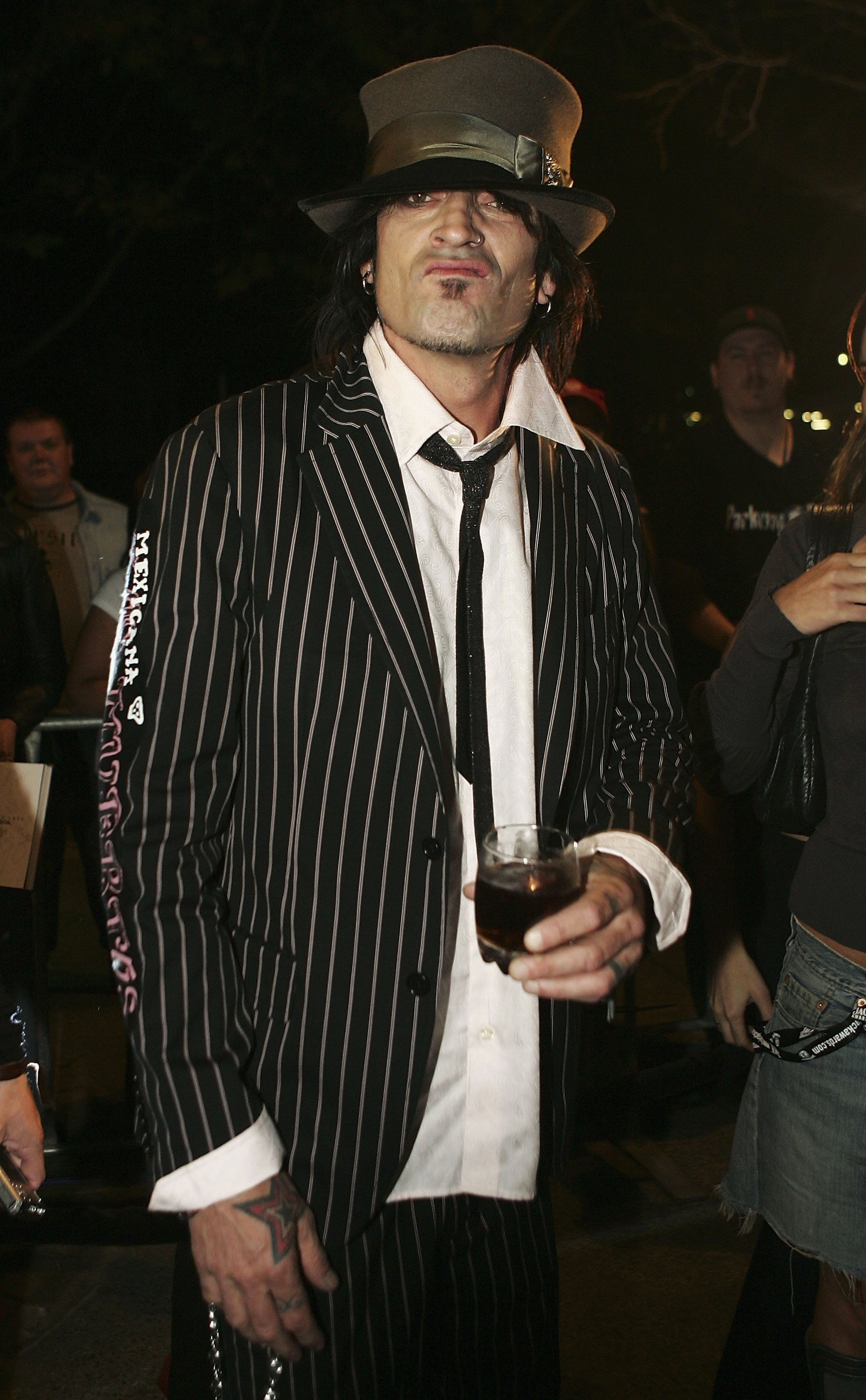 Tommy Lee of Motley Crue arrives at the 2nd Jack Awards Ceremony at the Seymour Center on May 10, 2005 in Sydney, Australia | Photo: GettyImages