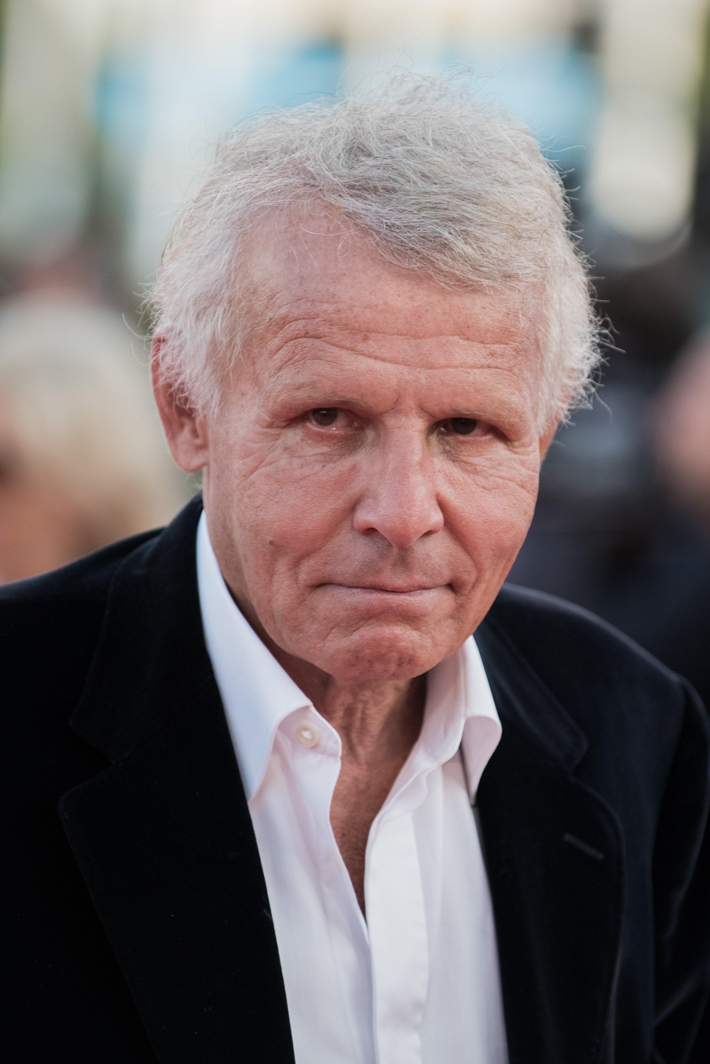 Patrick Poivre d'Arvor lors du 43e festival du film américain à Deauville, France | Photo : Getty Images